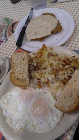 Yoder's Restaurant : Breakfast