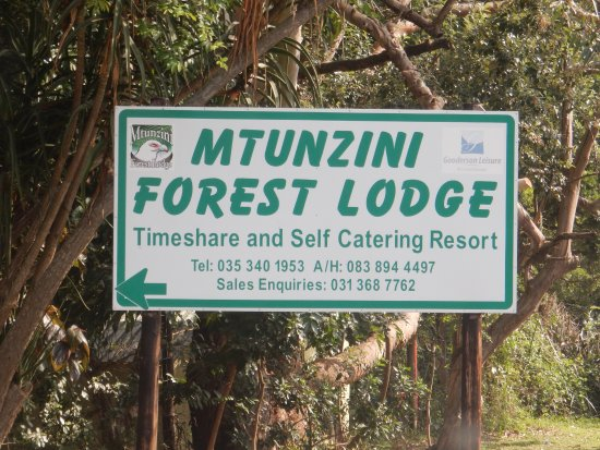 Mtunzini Forest Lodge