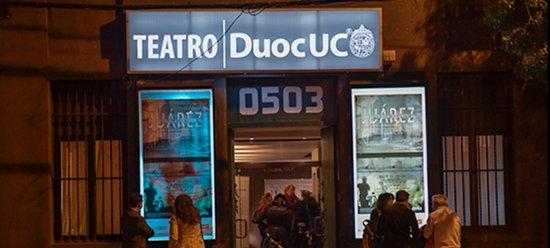 Teatro Duoc UC