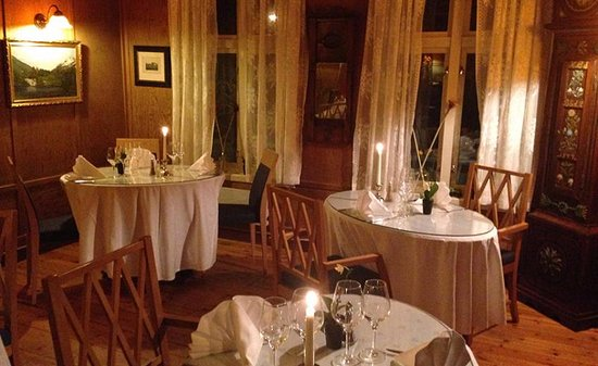 Sandane, Noorwegen: Restauranten