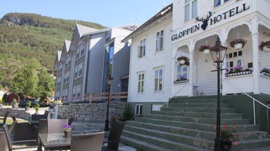 Sandane, Noorwegen: Gloppen hotell