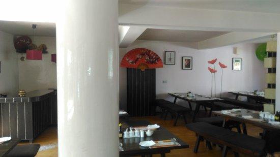 Inside Chopsticks Noodle Bar