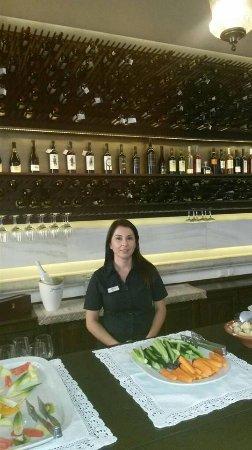 Albatros Spa & Resort Hotel: WINE TASTING