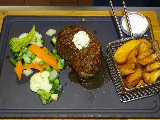 Walcher Gasthof: Gasthof-Walcher-Steak