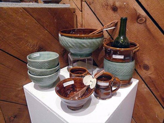 Cedar Creek Pottery