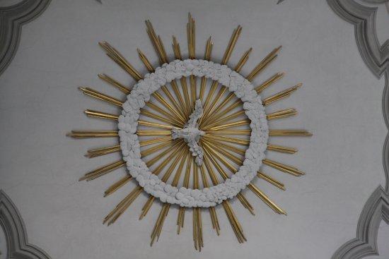 St Markus Church: Интерьер