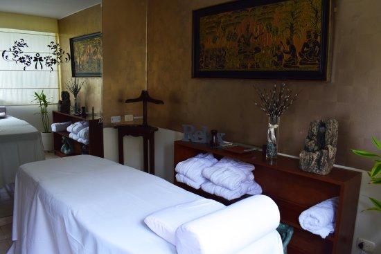 Hotel Runcu Miraflores: Spa/ Masaje