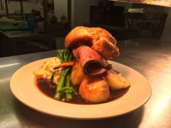 Chestfield, UK: Sunday Beef