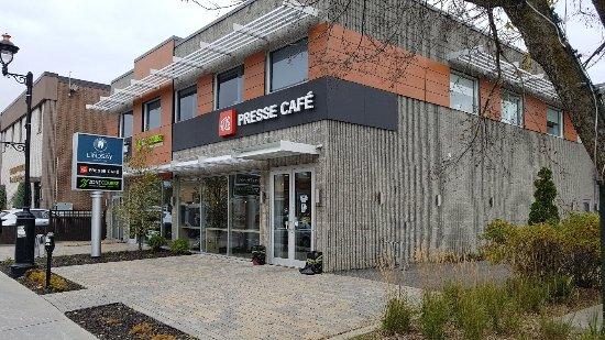 Drummondville, Kanada: Presse Café