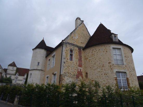 Maison du doyen de toussaint xvie si cle - Office de tourisme de mortagne au perche ...
