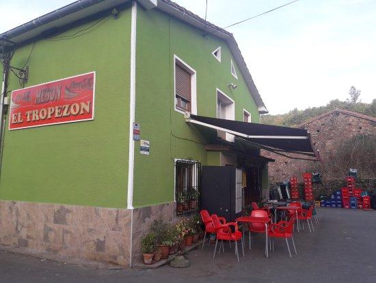 imagen Meson EL Tropezon en Valdáliga
