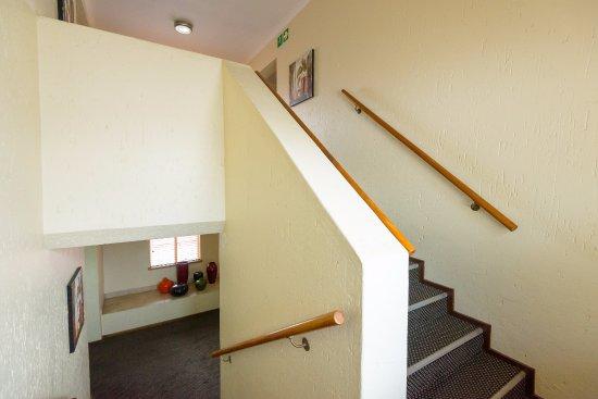 Premiere Classe Suites: Staircase