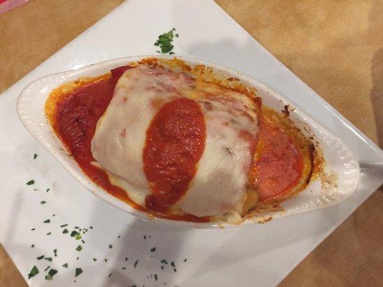Wildwood, Flórida: lasagna