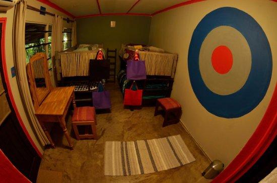 Port Edward, Republika Południowej Afryki: Dorm room at R165 pppn