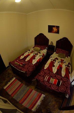 Port Edward, Republika Południowej Afryki: Africa twin room