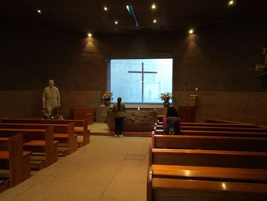 Santuario Padre Hurtado