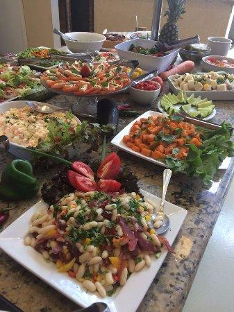 Jacarei, SP: Buffet almoço