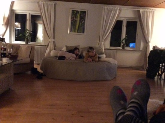 Rude, Denmark: Lejligheden hvor der erdejlig plads til afslapning