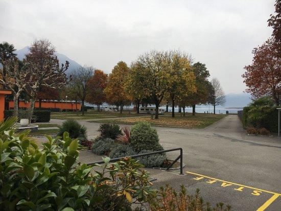 Tenero, Switzerland: Siamo aperti fino al 25 dicembre