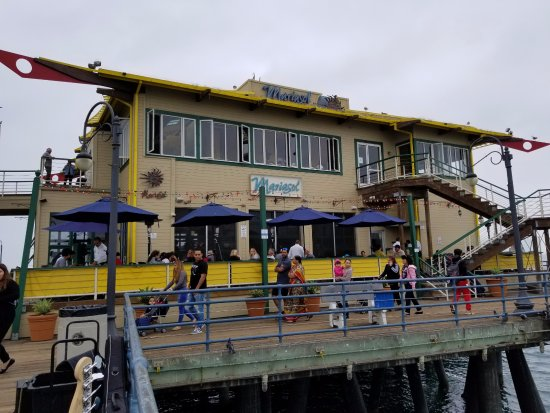 Mariasol Cocina Mexicana on the Santa Monica Pier