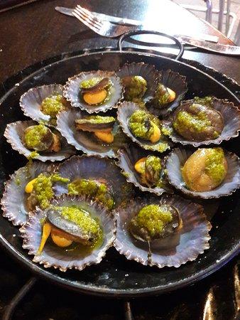Restaurante las meigas cocina gallega en las palmas de - Cocina gran canaria ...