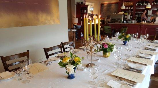 Drogheda, Irland: Kitchen Restaurant interior.