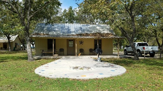 Seven Bluff Cabins on the Frio: 20171027_135325_large.jpg