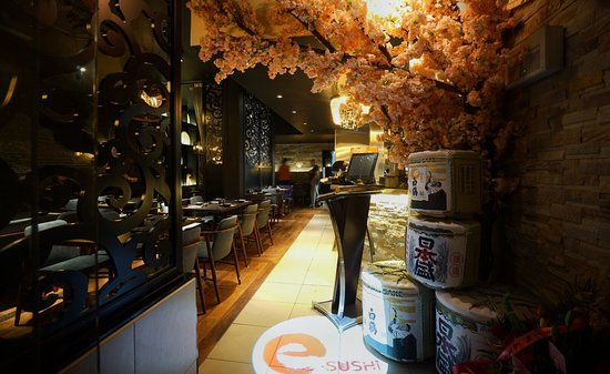 Picture Of E Sushi Japanese Restaurant Glasgow Tripadvisor