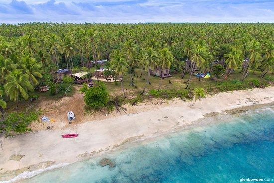 Uoleva Island, ตองกา: Kitesurf Tonga