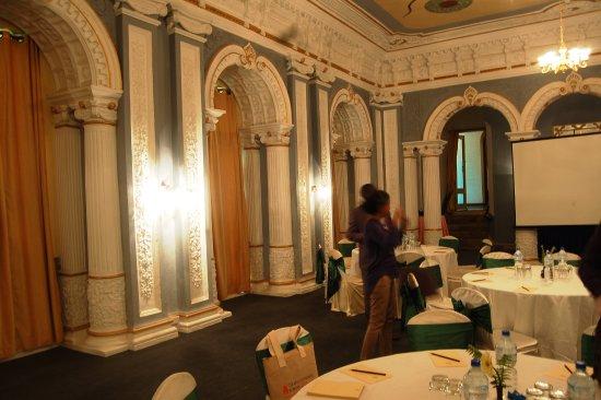 Hotel Yak & Yeti: The Crystal meeting room