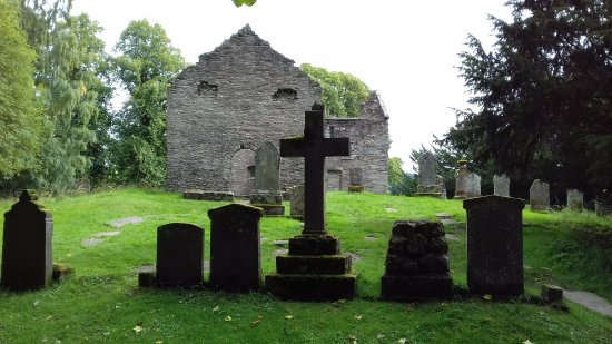 Blair Atholl, UK: Auld Kirk