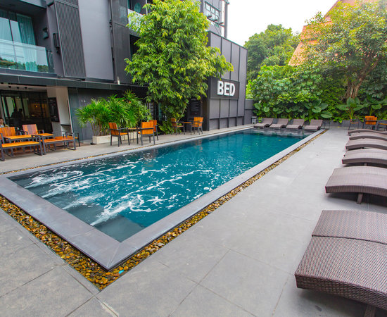 BED Nimman Adults Only, hoteles en Chiang Mai