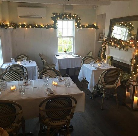 Farm Country Kitchen 1st Floor Dinning Room During Christmas