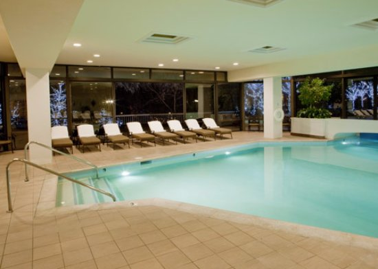 Little america hotel updated 2017 prices reviews salt - Hotels with saltwater swimming pools ...