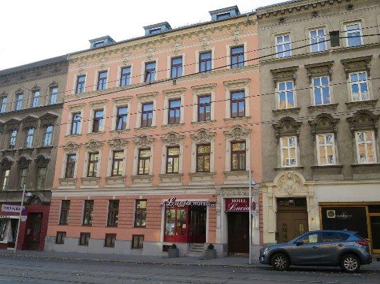 Hotel Lucia Wien Bewertung