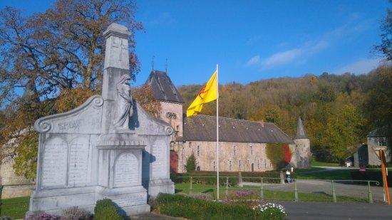 L'Ardenne belge, Belgique : Various places in the Ardennes, Yvoir, Spontin,Namur