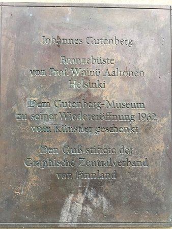 Gutenberg-Museum: photo2.jpg