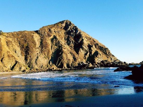 Plaża Pfeiffer Big State