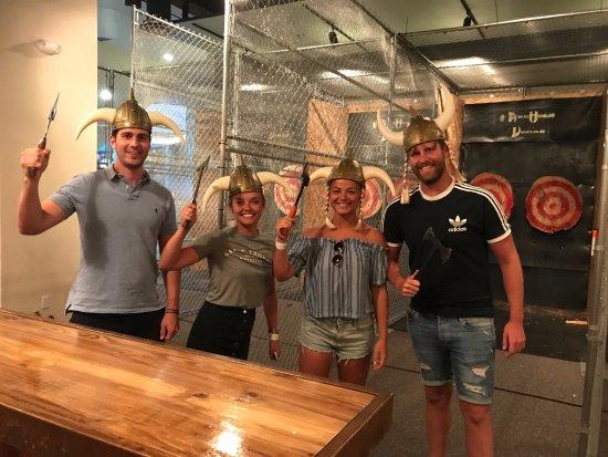 นอร์ทลาสเวกัส, เนวาด้า: Viking Hats rule!