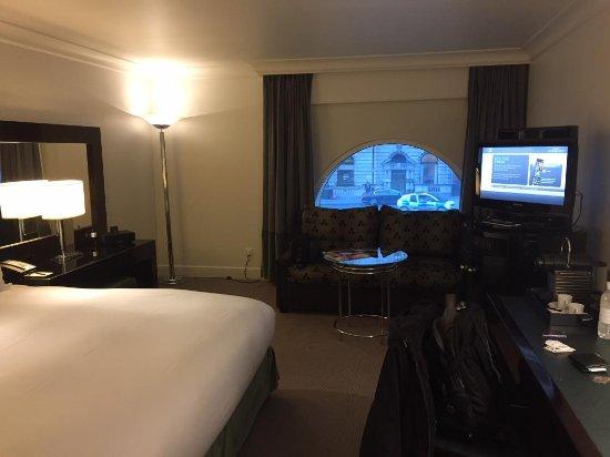 Sofitel London St James: Amazing bedroom in the Sofitel St James