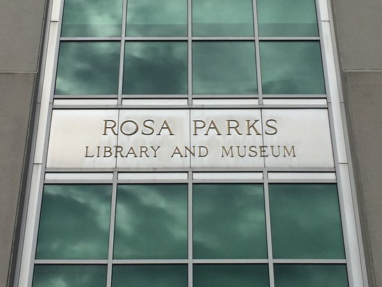 Rosa Parks Library and Museum: photo4.jpg