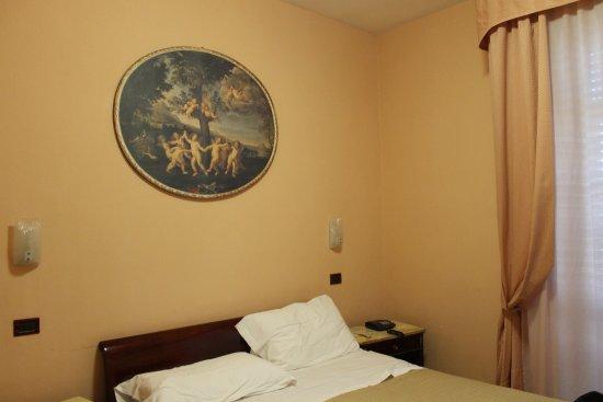 Hotel La Pace: Quarto com varanda