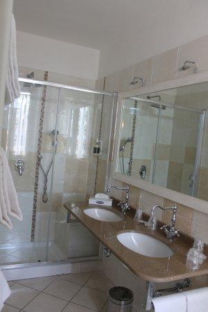 Hotel La Pace: WC enorme