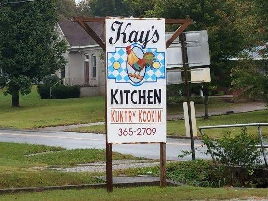 Princeton, KY: Sign.