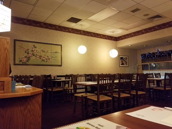 Rocky Hill, CT: Inside the Restaurant