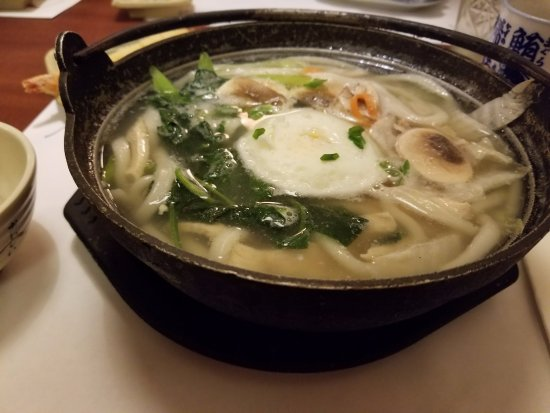 Rocky Hill, CT: Udon Soup