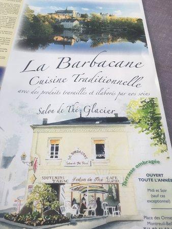 Montreuil-Bellay, France: La Barbacane