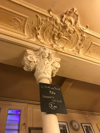 Vaudesir Restaurant Paris