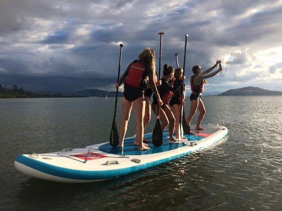 Rotorua Paddle Tours: More XL action.