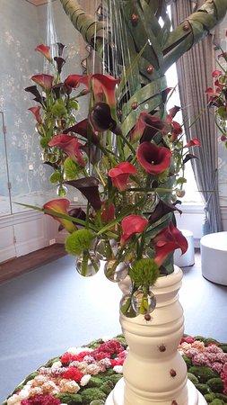 Baarn, Holandia: Amazing Calla Lily arrangement